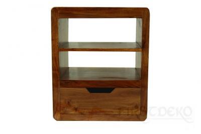 Schrank sideboard schr nkchen beistelltisch echtholz m bel for Beistelltisch echtholz