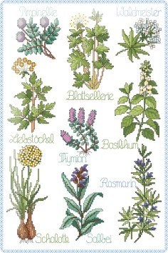 Blechschild pflanzen deko kraeuter metall wand schild for Pflanzen deko wand
