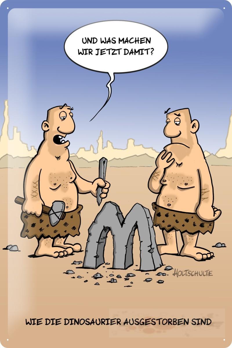 Steinzeit Comic