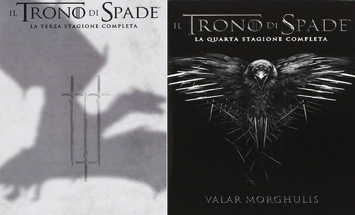 game of thrones 3 4 staffel season 3 4 dvd deutsch. Black Bedroom Furniture Sets. Home Design Ideas