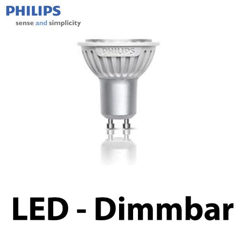 dimmbares led leuchtmittel gu10 philips econic ebay. Black Bedroom Furniture Sets. Home Design Ideas