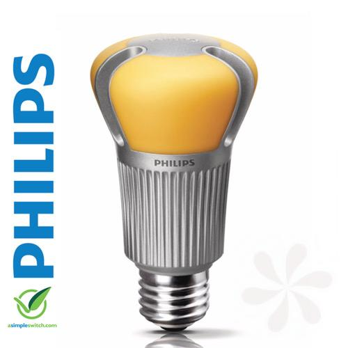 philips myambiance led lampe e27 12w 2700k dimmbar ebay. Black Bedroom Furniture Sets. Home Design Ideas