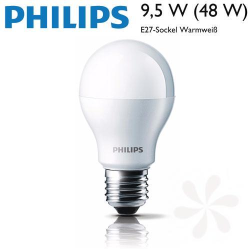 philips led lampe 9 5w 48w ebay. Black Bedroom Furniture Sets. Home Design Ideas