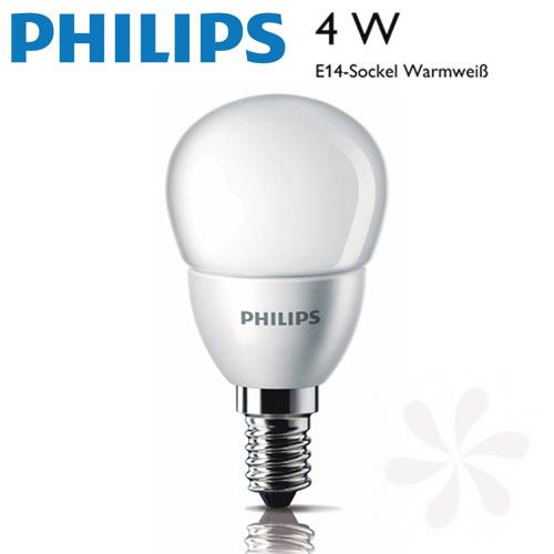 philips led tropfen e14 4w 30w ebay. Black Bedroom Furniture Sets. Home Design Ideas