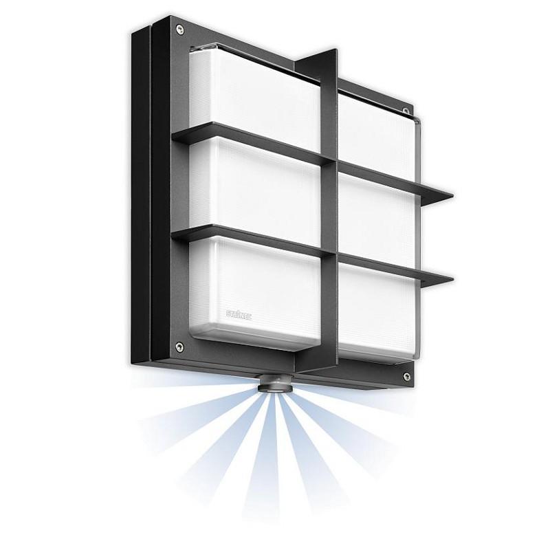 steinel l 361 au enleuchte mit bewegungsmelder ebay. Black Bedroom Furniture Sets. Home Design Ideas