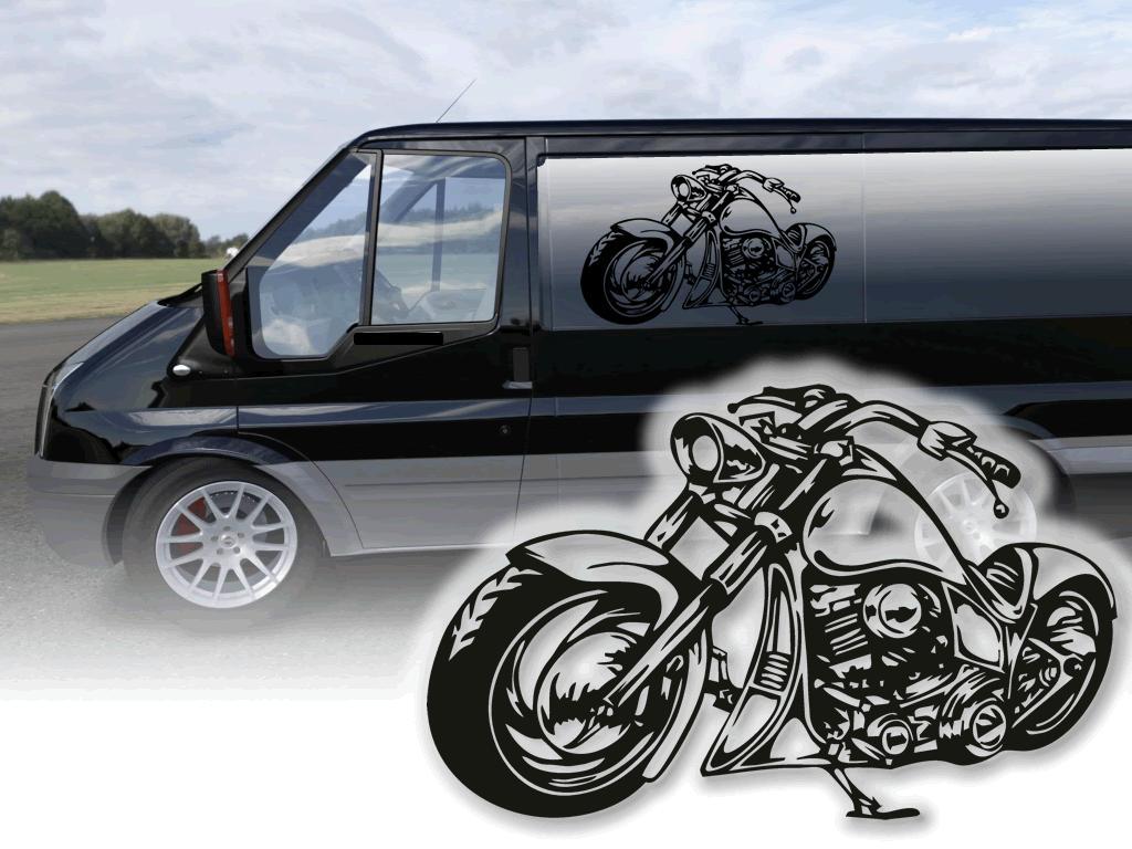 motorrad aufkleber motorrad harley 60cm jdm decals oem. Black Bedroom Furniture Sets. Home Design Ideas
