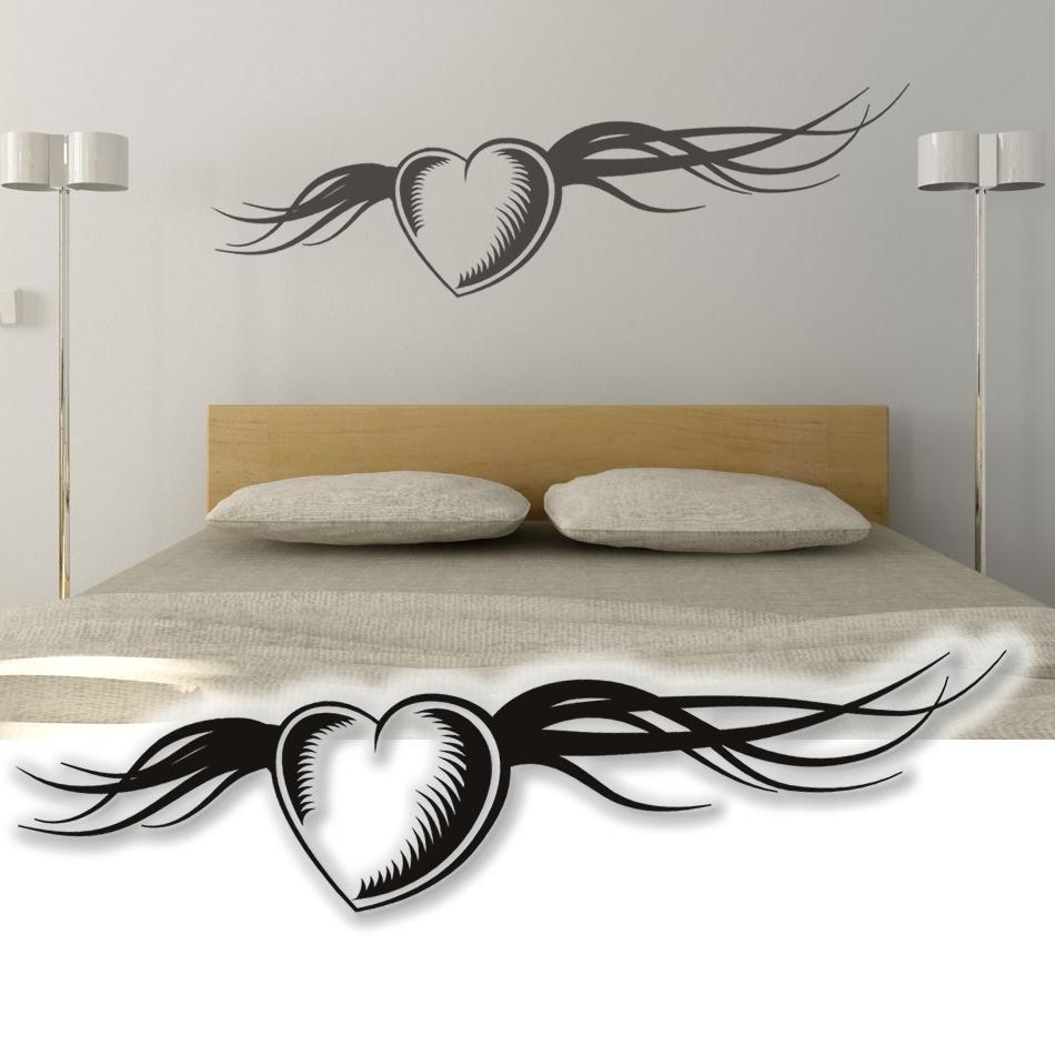 Schlafzimmer bilder xxl verschiedene for Wandsticker schlafzimmer