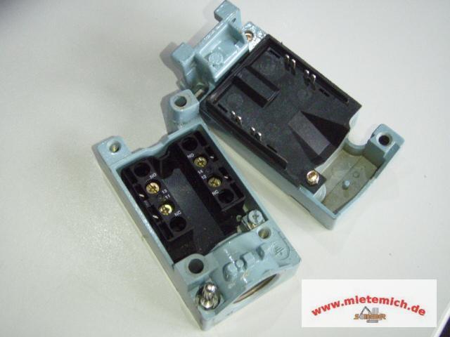 Telemecanique Schalter Endabschalter Positionsschalter XCK-J  IP66 unbenutzt
