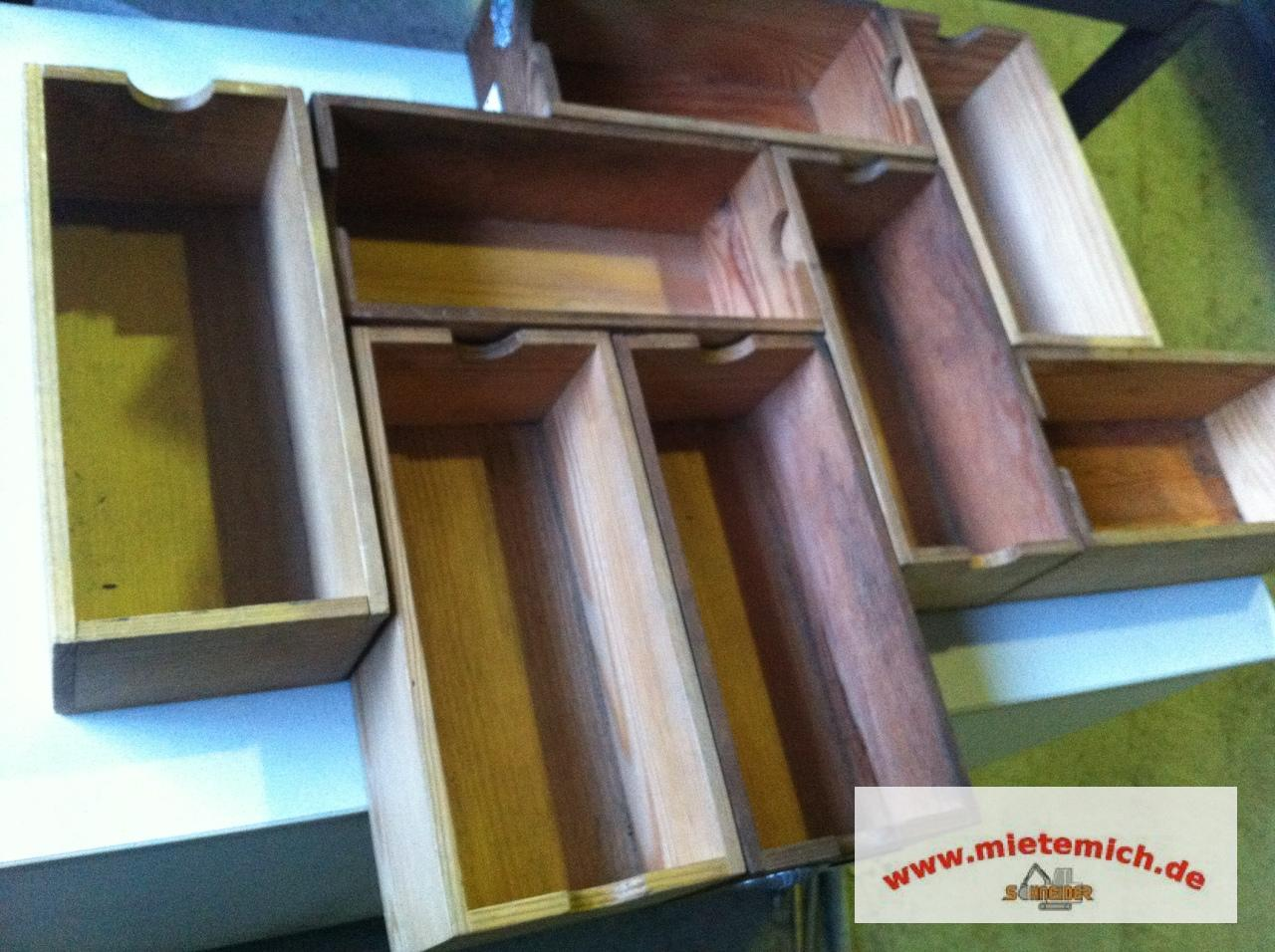 50 alte holz lagerkisten holzbox riesen setzkasten xxxl ebay. Black Bedroom Furniture Sets. Home Design Ideas