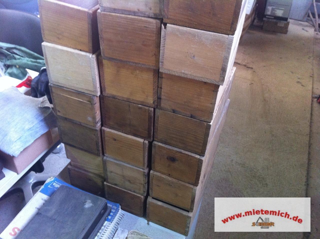 alt holz lagerkisten schubladen holzbox 3 wahl holzkiste ebay. Black Bedroom Furniture Sets. Home Design Ideas