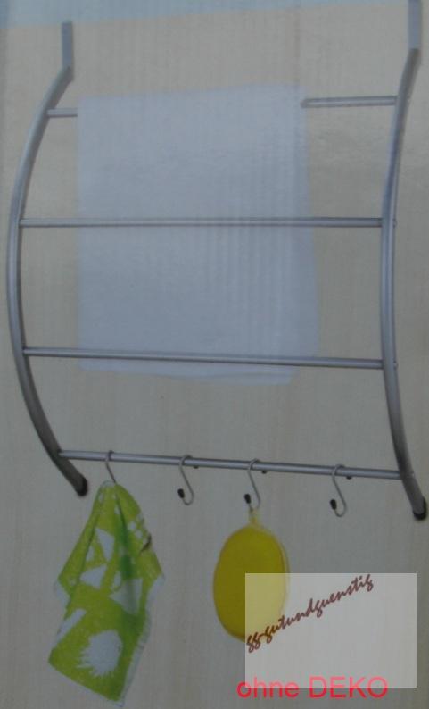 handtuchhalter t rmontage wandmontage handtuch t r dusche badregal regal bad ebay. Black Bedroom Furniture Sets. Home Design Ideas