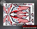 Upgrade RC Decal · Aufkleber Bogen · USA Flaggen