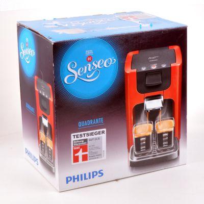 philips senseo quadrante hd7863 kaffeemaschine fire platin. Black Bedroom Furniture Sets. Home Design Ideas