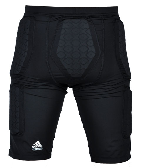 adidas techfit padded compression short hose tight schwarz. Black Bedroom Furniture Sets. Home Design Ideas
