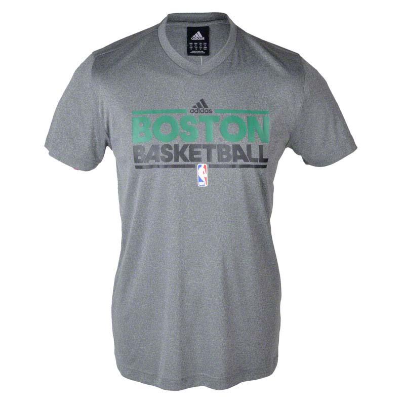 Adidas Boston Basketball T Shirt