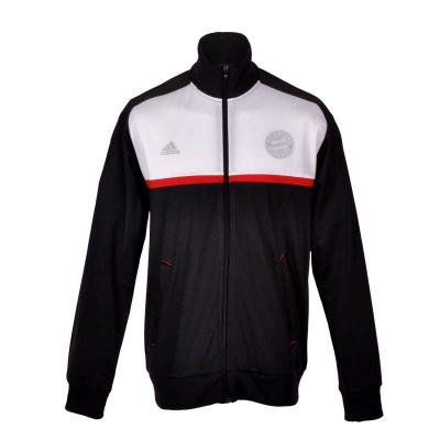 adidas performance fc bayern m nchen jacke track top xs s. Black Bedroom Furniture Sets. Home Design Ideas