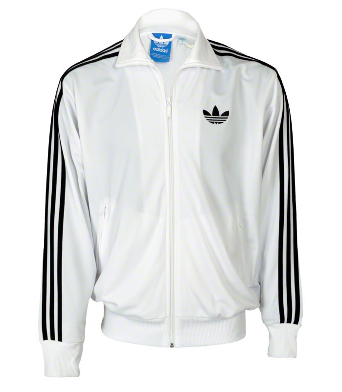 adidas firebird tt track top jacke wei schwarz s m l xl. Black Bedroom Furniture Sets. Home Design Ideas