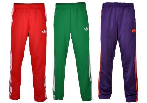 pantaloni adidas firebird