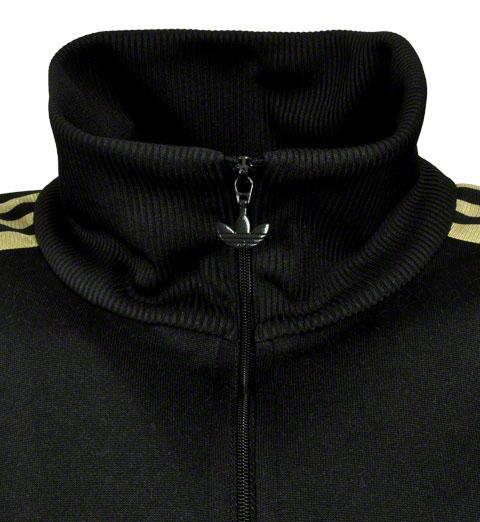 Adidas jacke schwarz gold damen firebird
