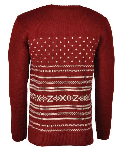 adidas originals zx knit crew knit jumper sweater fairisle. Black Bedroom Furniture Sets. Home Design Ideas