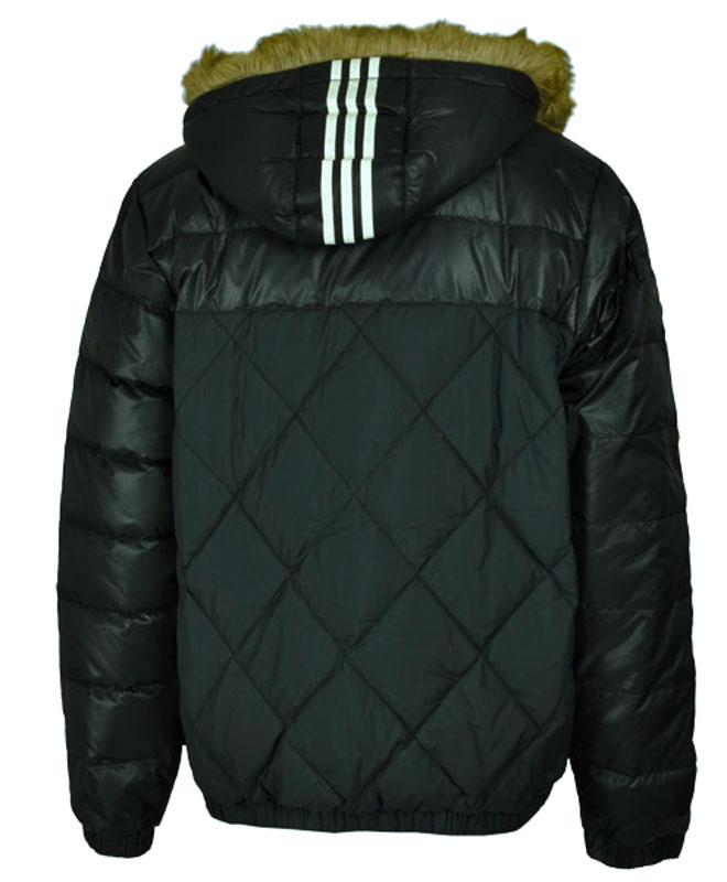adidas neo daunenjacke down jacket winterjacke mantel. Black Bedroom Furniture Sets. Home Design Ideas