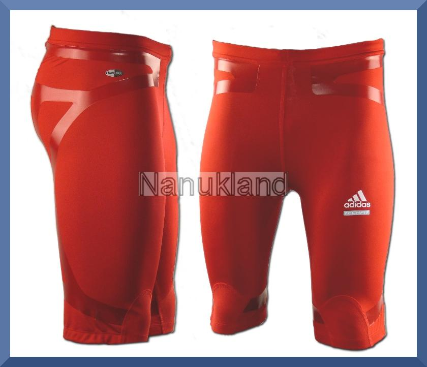 adidas techfit powerweb hose tight shorts rot l xl xxl. Black Bedroom Furniture Sets. Home Design Ideas