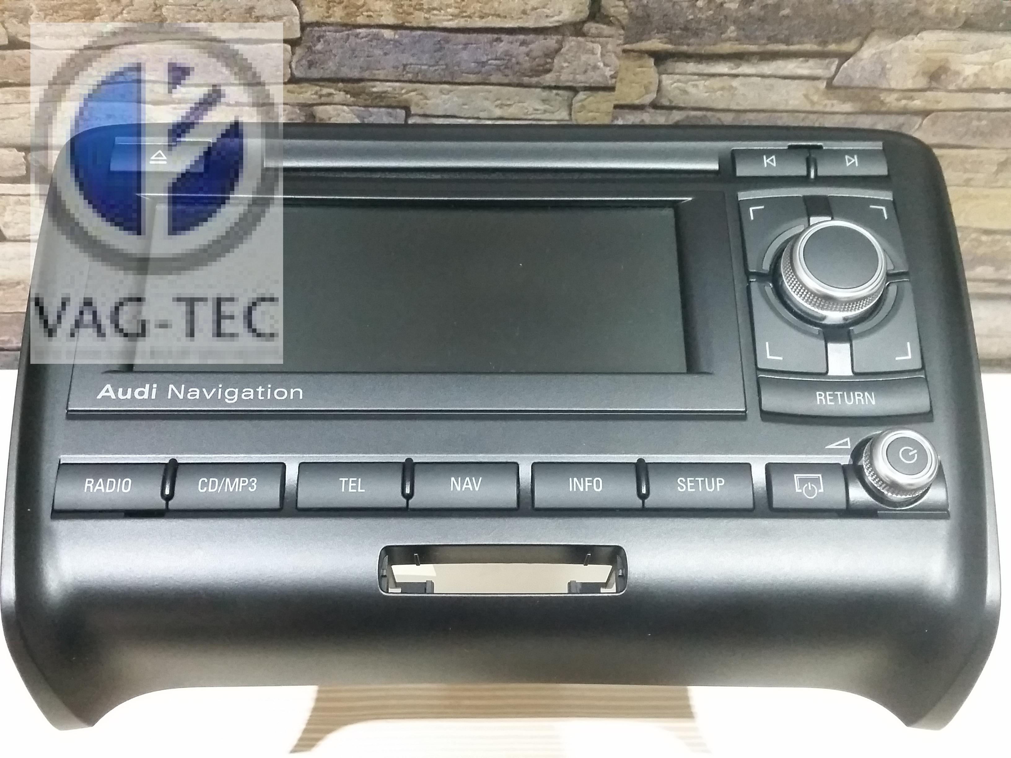 Audi Navigation Bns 5 0 Mmi 2011 A6 Wiring Diagram Does Not Require Any What So Ever Specific Retrofitting Following Original Radio Units Vehicles Iso Connectors Mp3 Car Stereo Audio