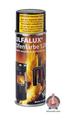 ulfalux 1200 c hitzebest ndige farbe ofenlack gussgrau ebay. Black Bedroom Furniture Sets. Home Design Ideas