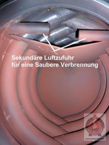 Bullerjan ® 03 Classic I mit 20 kW Werkstattofen Holzofen