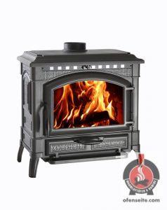 15 kw kaminofen waserf hrend termoisotta dsa la nordica. Black Bedroom Furniture Sets. Home Design Ideas