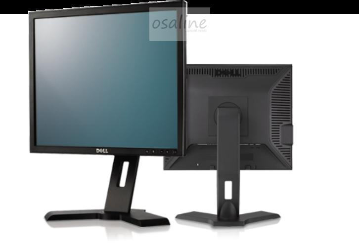 dell p190s 19 48 3 cm 19 zoll tft monitor dvi vga 5ms. Black Bedroom Furniture Sets. Home Design Ideas