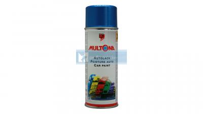 Multona-Autolack-Spray-VOLKSWAGEN-AUDI-LY9B-Brillantschwarz-400ml