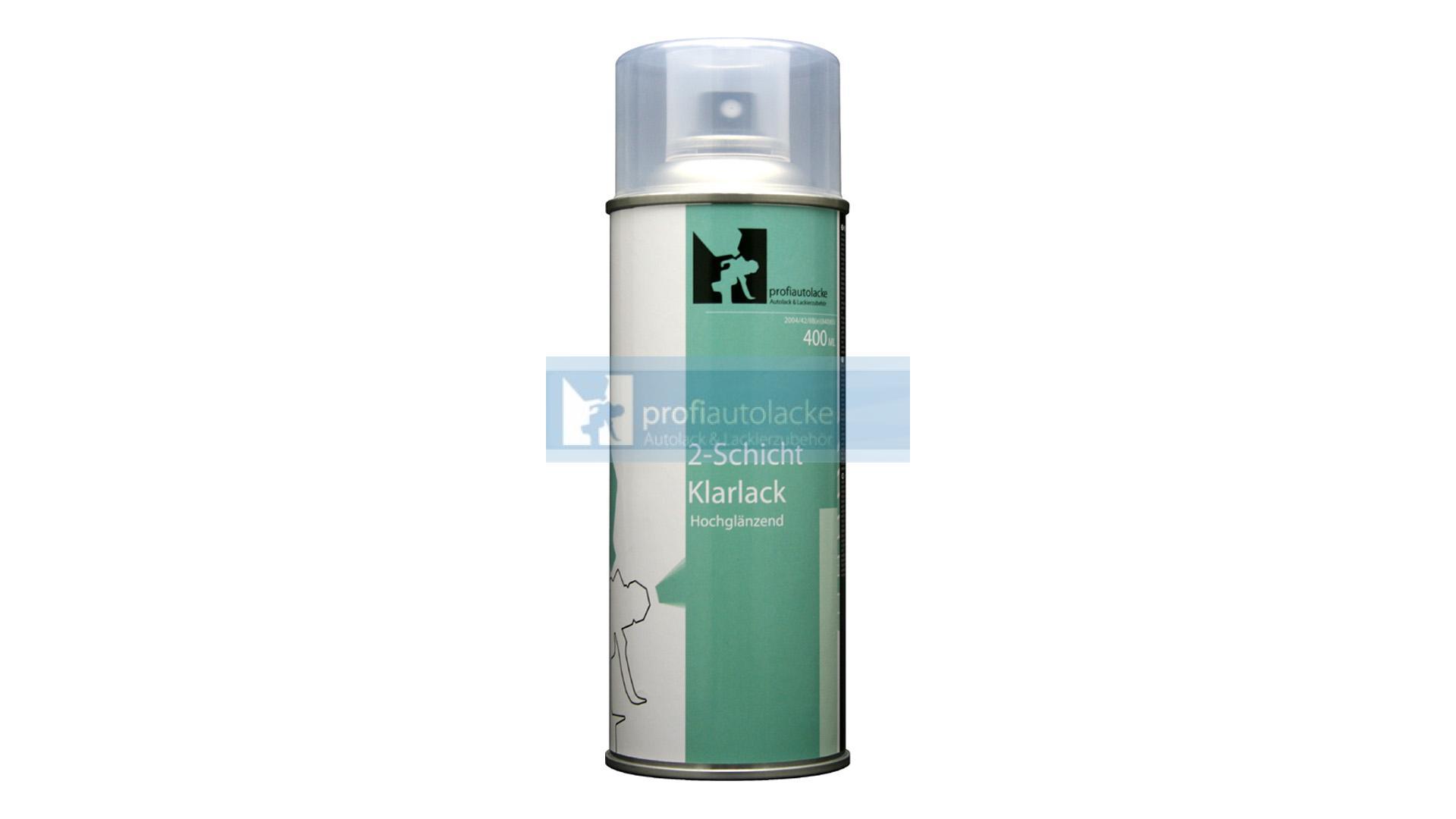 profiautolacke 2 schicht klarlack spraydose 400ml ebay. Black Bedroom Furniture Sets. Home Design Ideas