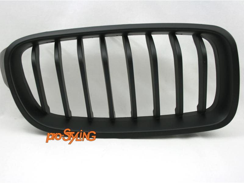 k hlergrill grill nieren bmw f30 f31 3er schwarz black. Black Bedroom Furniture Sets. Home Design Ideas