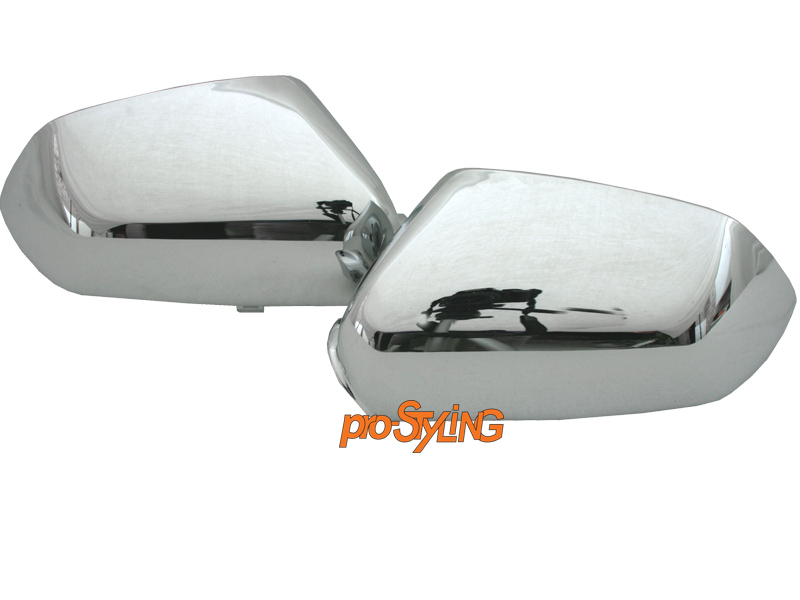 spiegelkappen spiegel au enspiegel skoda octavia 1z chrom. Black Bedroom Furniture Sets. Home Design Ideas