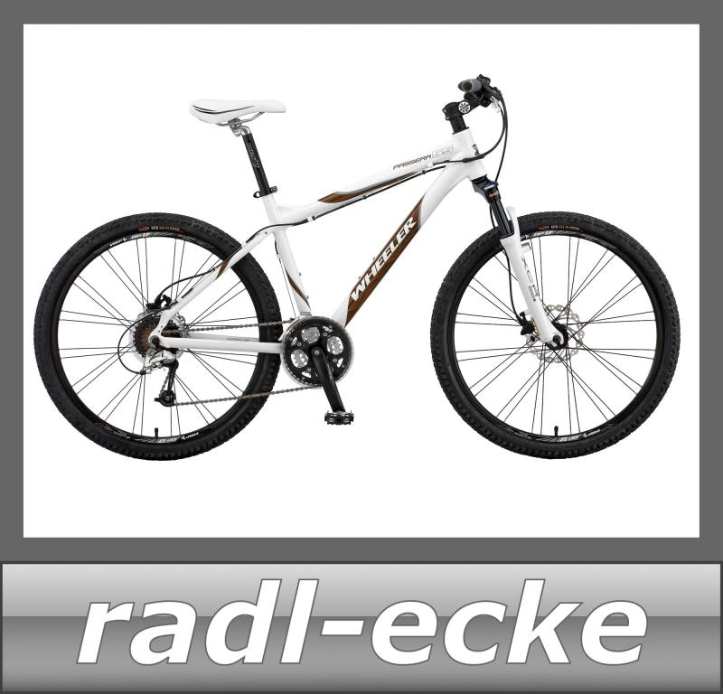 wheeler passera 55 26 damen mtb mountainbike hardtail. Black Bedroom Furniture Sets. Home Design Ideas