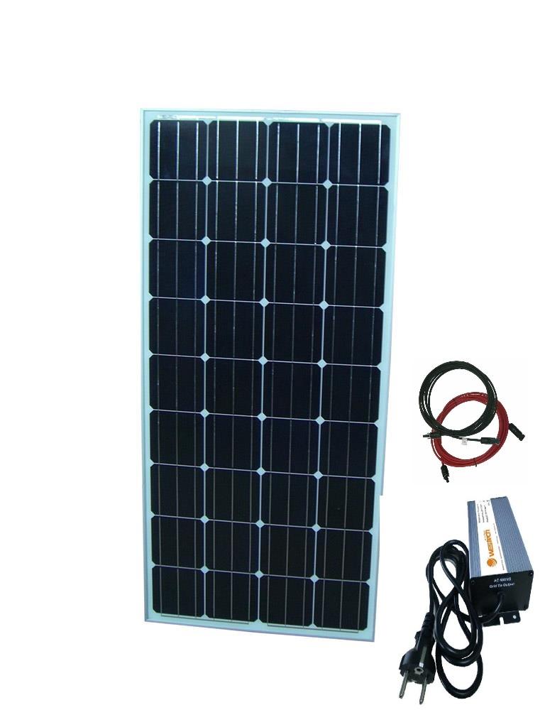 photovoltaikanlage 200watt einspeiseanlage eigenverbrauch strom sparen westech resaleflex. Black Bedroom Furniture Sets. Home Design Ideas