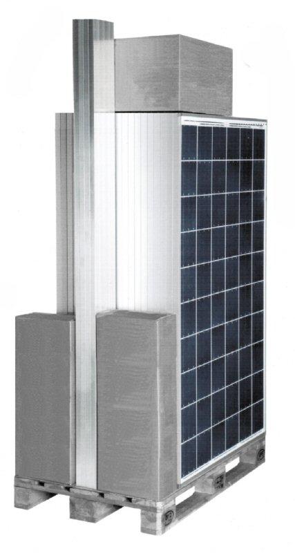 5100 watt solaranlage solar set inkl solarpanele. Black Bedroom Furniture Sets. Home Design Ideas