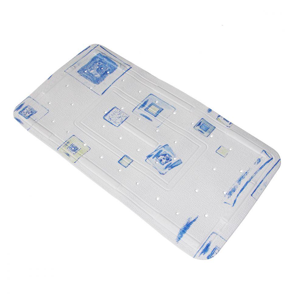 badewannenmatte wanneneinlage badematte mit saugn pfen schwamm muster 36x70cm ebay. Black Bedroom Furniture Sets. Home Design Ideas
