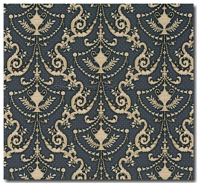 klassische tapeten barock muster hermitage pokal 4 69eur m ebay. Black Bedroom Furniture Sets. Home Design Ideas