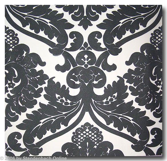 barock tapeten retro design tapete g nstig 2 81 m ebay. Black Bedroom Furniture Sets. Home Design Ideas