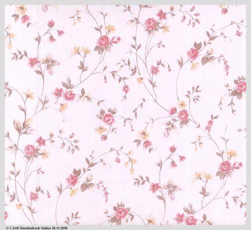 Tapeten Landhaus Floral Blumen Petite Fleur : fleur from rasch textil petite fleur van rasch textil bildergallerie