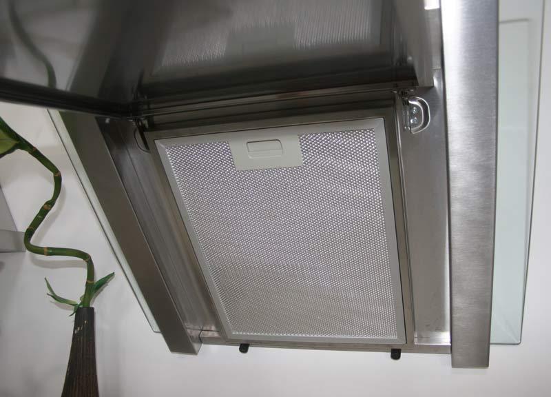dunstabzugshaube 60cm kopffrei edelstahl glas 750 cbm h randabsaugung elektronik ebay. Black Bedroom Furniture Sets. Home Design Ideas