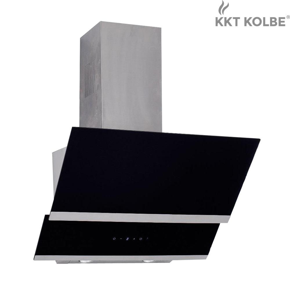 dunstabzugshaube wandhaube kopffrei 90cm edelstahl klarglas schwarz 800cbm h. Black Bedroom Furniture Sets. Home Design Ideas