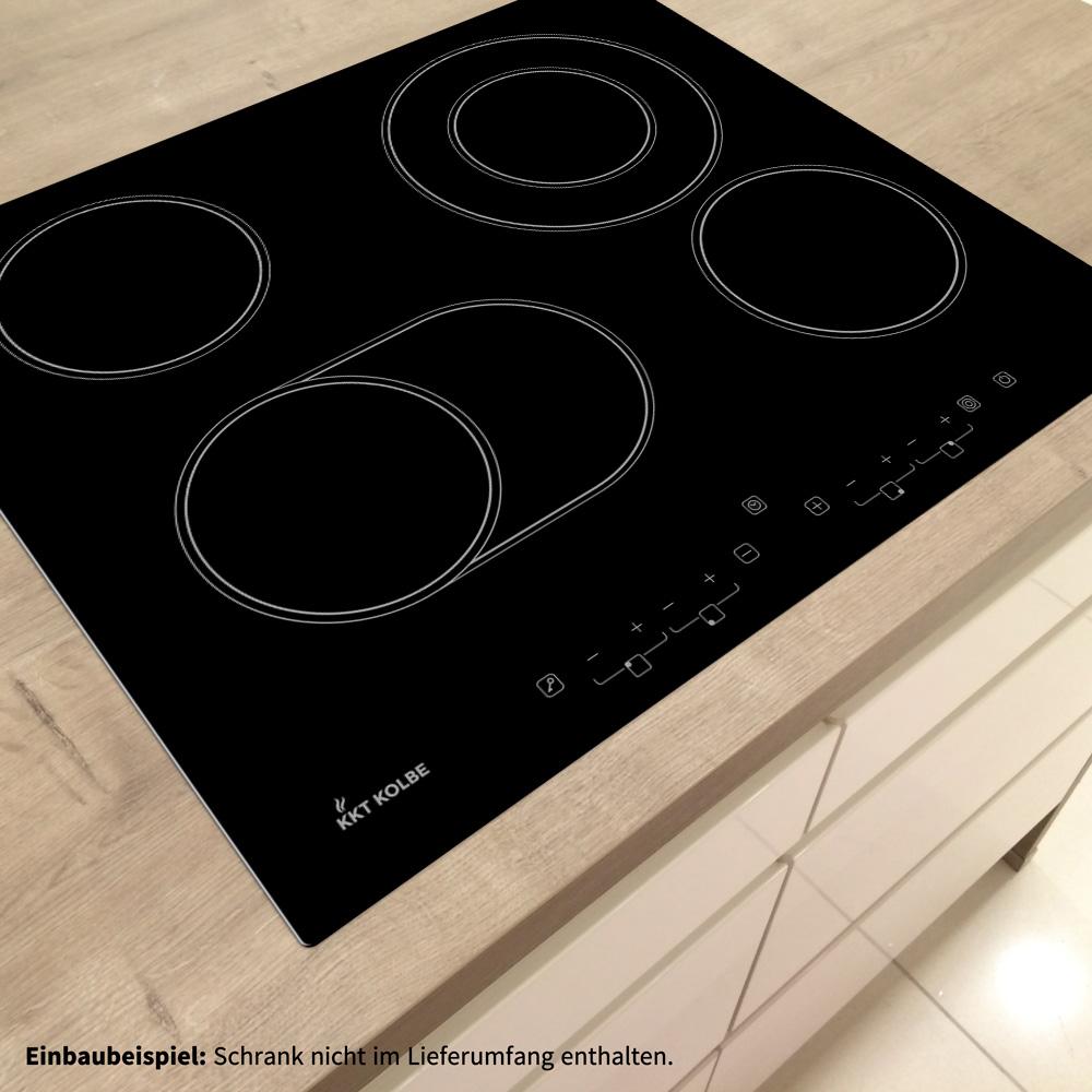 autark kochfeld cerankochfeld dual br terzone sensor touchcontrol kkt kolbe ebay. Black Bedroom Furniture Sets. Home Design Ideas