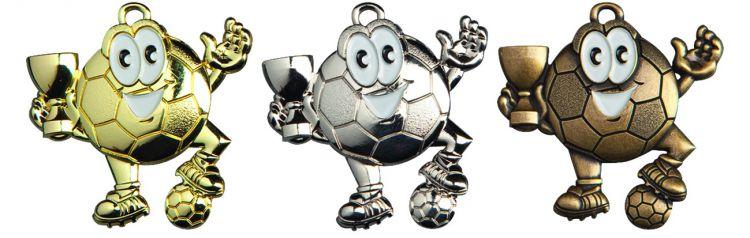 Fußball Medaille Kinder Geburtstag Pokal Preis Fußballpokal Medaillen Pokale Medaillen