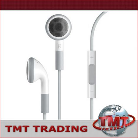 Original Apple Kopfhörer Mikrofon Fernbedienung für iPod Touch 4 3 2 MB770