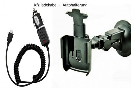 KFZ Handy Halterung Auto Car Kit Samsung Galaxy S2