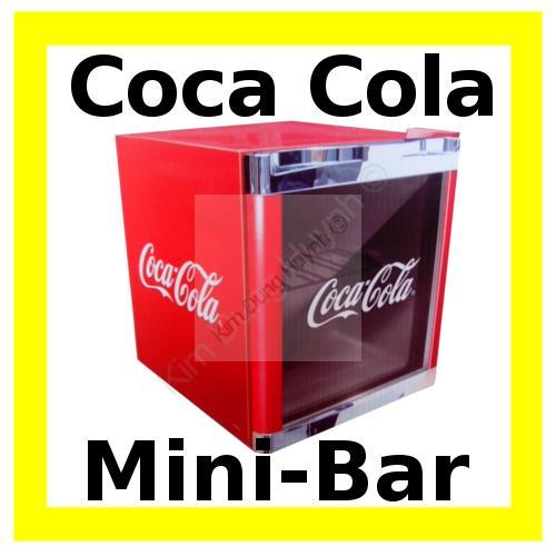 husky k hlschrank coca cola design hus cc165 cool ice cube mini bar k hl w rfel ebay. Black Bedroom Furniture Sets. Home Design Ideas
