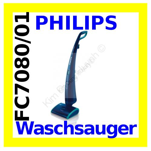 philips aquatrio fc7080 01 waschsauger nass trockensauger staubsauger wischer. Black Bedroom Furniture Sets. Home Design Ideas